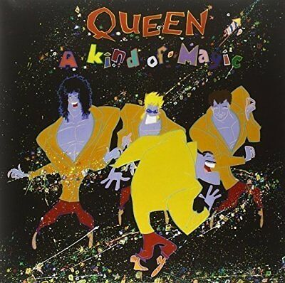 Queen - A Kind of Magic - Remastered 180gram Vinyl LP New & Sealed
