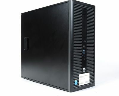 HP ProDesk 600 G1 Tower PC Computer i3 500GB HDD 8GB / 4GB RAM Win10 Pro - 24345