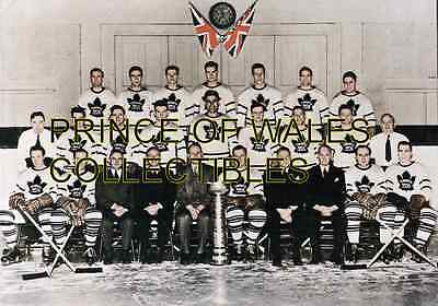 1945 Toronto Maple Leafs Team Photo 8X10