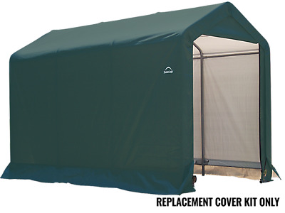 ShelterLogic Heavy Duty Replacement Cover Kit 6x10 805266 90501 for 70403