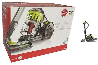 Hoover Vacuum Cleaner WindTunnel Air Bagless Corded Canister Vacuum SH40070