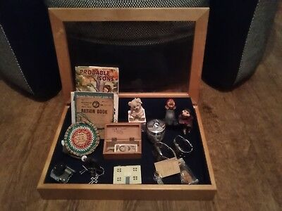 Lovely Vintage & Modern Mixed Job Lot Of  Collectables Watches Jewellery Curios