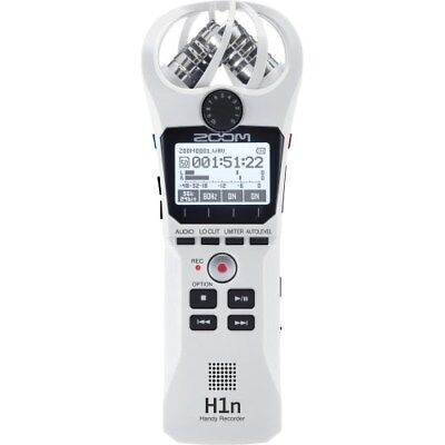 Zoom H1n White Limited Edition | Neu