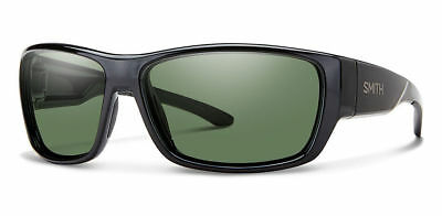 8301f24bfd4 Smith Optics Founder ChromaPop Polarized Sunglasses Black Polarized Gray  Green