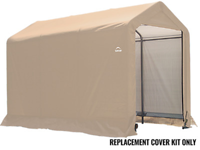 ShelterLogic Heavy Duty Replacement Cover Kit 6x10 805274 90501 for 70403