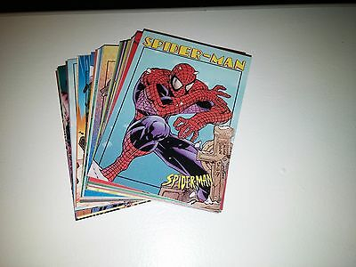 1997 Fleer Spider-man 99 Cent Cards (You Pick 2)