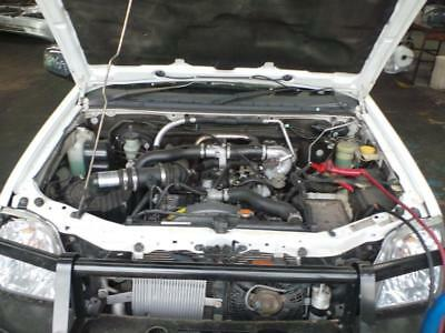Holden Rodeo Engine Diesel, 3.0, 4Jh1, Turbo Intercooled, Ra, 03/03-04/07