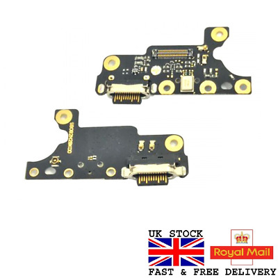 Nokia 7 Plus TA 1062 Type-C Charging Port Board PCB Flex with Mic Module UK