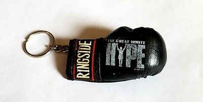 1996 The Great White Hype Movie Promo Boxing Glove Keychain - Samuel L Jackson
