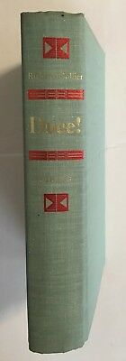 Duce! By Richard Collier, Hardcover, 1971