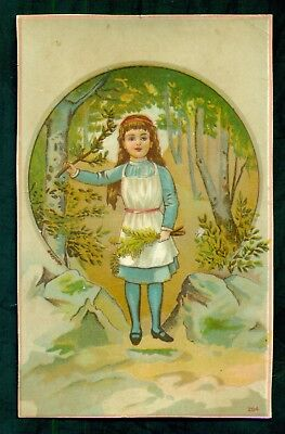 "1880's Baltimore,MD - E.& S. Frey ""Mothers! Read!"" Frey's Vermifuge Trade Card"
