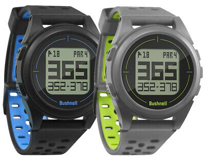 Bushnell iON 2 Golf GPS Watch | Black/Blue or Silver/Green | BRAND NEW