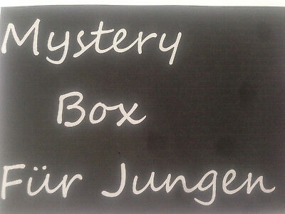 Mystery Surprise Box Set interessant für Kinder Spannung Pur