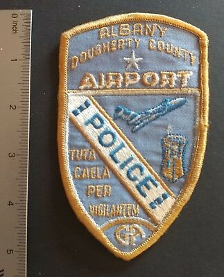 Albany Dougherty County, GA Airport police