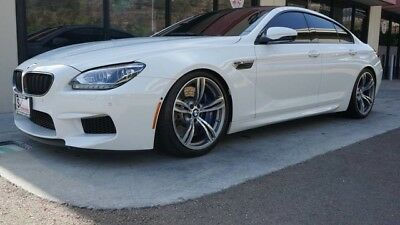 2014 Bmw M6  2014 Bmw M6 Gran Coupe Very Well Optioned
