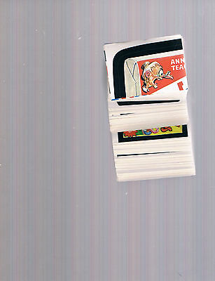 1982 Topps Wacky Packages Set Of 120