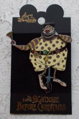 Disney Nightmare Before Christmas 13 Weeks Of 13 Treats The Clown LE 3,500 Pin