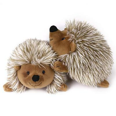 2Pack Plush Dog Toys Soft Faux-fur Stuffed Pet Rattle Puppy Bite Play Chew Toys