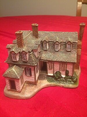 Lang & Wise Colonial Williamsburg KINGS ARMS TAVERN Town Hall Building #18 1998