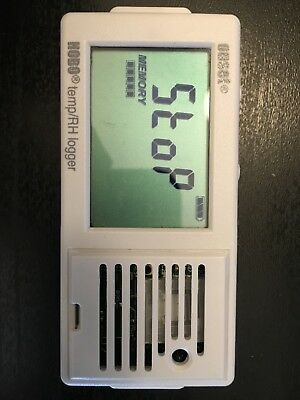 Used Onset HOBO Temp/RH Data Logger UX100 - Perfect Working Condition