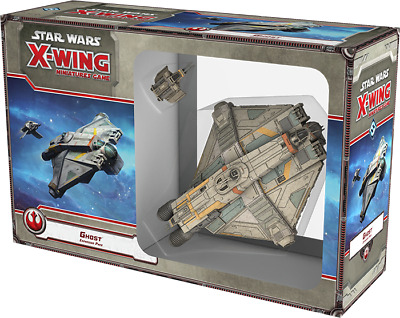 Star wars - X Wing miniatures game - Ghost expansion pack