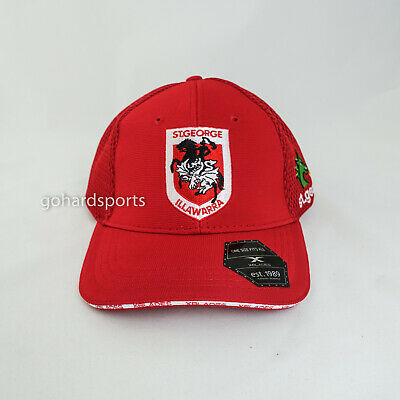 St George Illawarra Dragons 2019 Media Cap *One Size Fits Most*