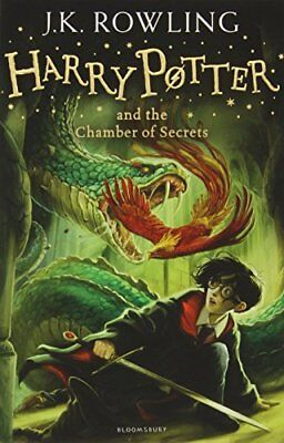 Harry Potter and the Chamber of Secrets: 2/7 (Harry Potter 2) By J.K. Rowling
