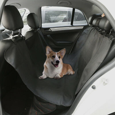 Pet Car Suv Van Back Rear Bench Seat Cover Waterproof Hammock for Dog Cat