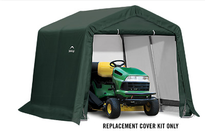 ShelterLogic Replacement Cover Kit 21.5oz 10x10x8 805150 90504 for 70333 30333