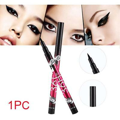 Beauty Black Waterproof Eyeliner Liquid Eye Liner Pen Pencil Makeup Cosmetic MT