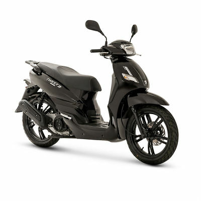 Peugeot Tweet 125cc Efi sbc Accessory Offer FREE DELIVERY UP TO 50 MILES