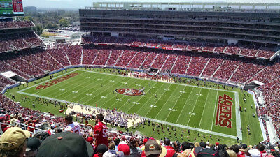 *2 San Francisco 49ers vs SEAHAWKS 12/16 TICKETS + PARKING PASS EMAIL FREE SHIP*