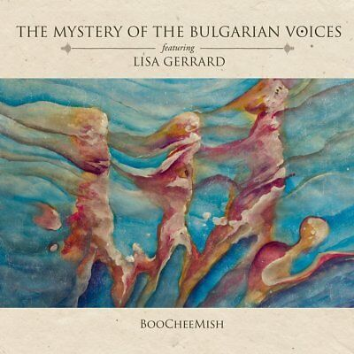 THE MYSTERY OF THE BULGARIAN VOICES feat. LISA GERRARD BooCheeMish CD 2018