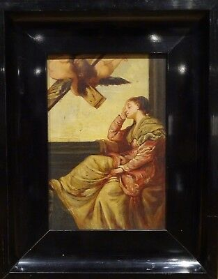 17th 18th Century Italian Old Master Dream Of St Helena Paolo VERONESE Painting
