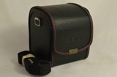 """Sigma NC-30 Lens Case with strap 3X3"""" for 28mm f2.8 mni wide O126009"""