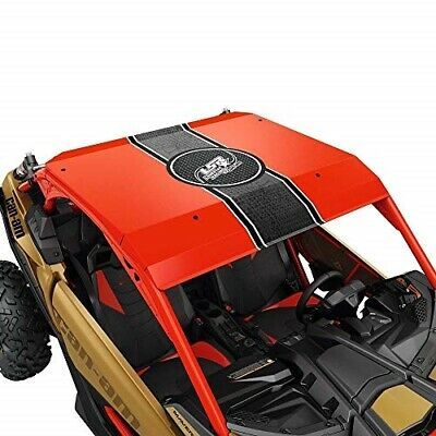 Can Am Maverick X3 Lonestar Racing Aluminum Roof RED NEW #715004436