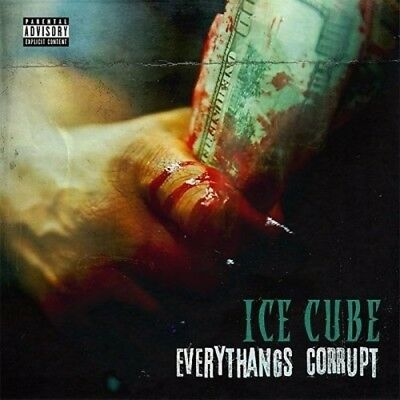 Everythangs Corrupt - Ice Cube (2018, CD NEUF) Explicit Version