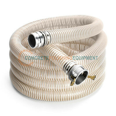 Husqvarna 75mm Vacuum Hose with End Fittings for DC6000 Dust Extractor