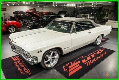 1965 Chevrolet Impala ALL MATCHING NUMBERS! 1965 Used Automatic Convertible