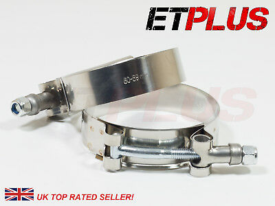ZERO STAINLESS HEAVY DUTY CLAMP HOSE PLUMBING CAR TRUCK TRACTOR BOAT