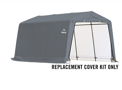 ShelterLogic Replacement Cover Kit 14.5oz 10x15x8 805438 90526 for 62681 68217