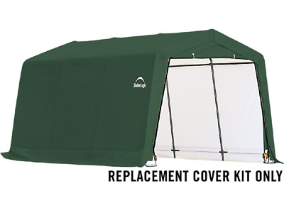 ShelterLogic Replacement Cover Kit 21.5oz 10x15x8 805450 90526 for 62681 68217