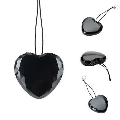 Hidden Voice Activated Recorder Necklace Heart Recorder Pendant Spy Digital