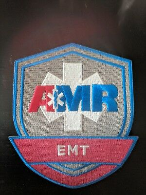 American Medical Response Amr Emt Shoulder Patch