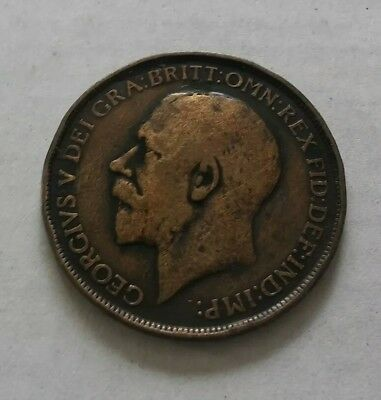 1912 Great Britian One Penny