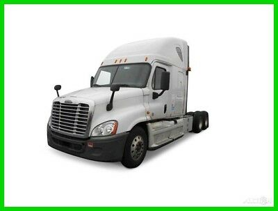 2014 Freightliner Cascadia Used