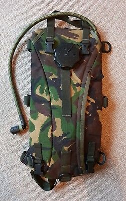 Genuine British Army Issue DPM Camelbak 3L SOURCE Hydration Water Back System