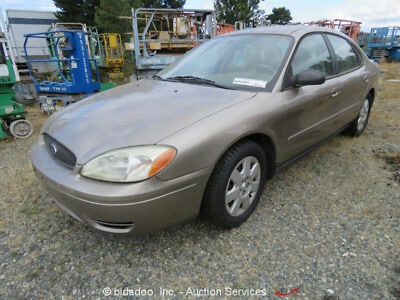 2005 Ford Taurus  2005 Ford Taurus SE 4-Door Passenger Sedan 3.0L V6 Automatic A/C - Repair