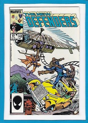"""The New Defenders #148_October 1985_Near Mint Minus_""""""""!"""