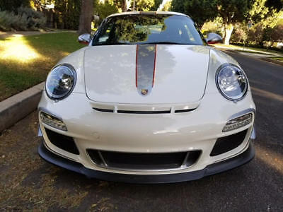 2011 Porsche 911  2011 Porsche 911 GT3RS 4.0 PERFECT! DME REPORT!!!